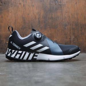 アディダス Adidas メンズ スニーカー シューズ・靴 White Mountaineering Terrex Two Boa black / footwear white / core black fermart3-store