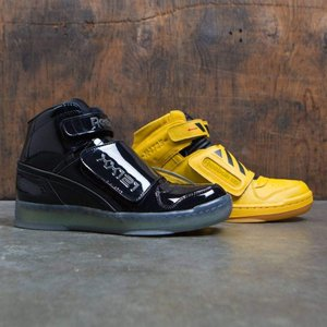 リーボック メンズ スニーカー シューズ・靴 Reebok Alien Stomper Mid PL - Final Battle Pack yellow / retro / black gum|fermart3-store