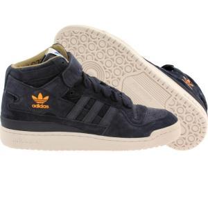 アディダス メンズ スニーカー シューズ・靴 Adidas Forum Mid navy / conavy / cwhite fermart3-store