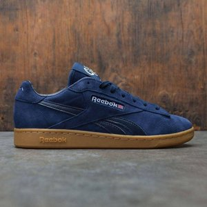 リーボック Reebok メンズ スニーカー シューズ・靴 x The Good Company NPC UK navy / collegiate navy / dreamy blue / gum|fermart3-store