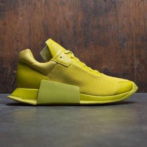 アディダス メンズ スニーカー シューズ・靴 Adidas x Rick Owens Level Runner Low II neon / ro neon fermart3-store