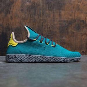 アディダス メンズ スニーカー シューズ・靴 Adidas x Pharrell Williams Tennis HU purple / night marine / core black|fermart3-store