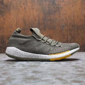 アディダス Adidas メンズ スニーカー シューズ・靴 Consortium x Monocle Pulse BOOST HD khaki/raw khaki/active gold|fermart3-store