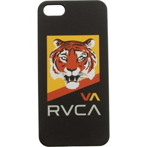ルーカ RVCA メンズ アクセサリー iPhoneケース RVCA Tiger iPhone 5 Case|fermart3-store