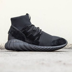 アディダス メンズ スニーカー シューズ・靴 Adidas Tubular Doom - Triple Black black / core black|fermart3-store