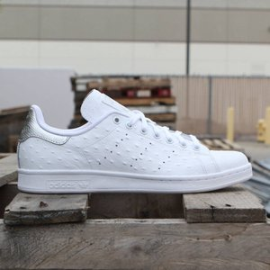 アディダス Adidas メンズ シューズ・靴 スニーカー Adidas Men Stan Smith - Premium Ostrich Leather|fermart3-store