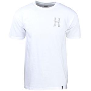 ハフ HUF メンズ トップス Tシャツ HUF Men Congestion Tee fermart3-store