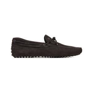 トッズ tods メンズ シューズ・靴 ドライビングシューズ scoubidou driver shoes Black|fermart3-store
