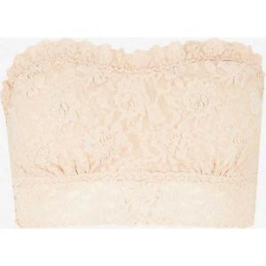 ハンキーパンキー hanky panky レディース ブラジャーのみ インナー・下着 signature lace bandeau bra Chai|fermart3-store