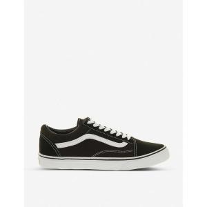 バンズ vans メンズ シューズ・靴 スニーカー old skool trainers Black|fermart3-store