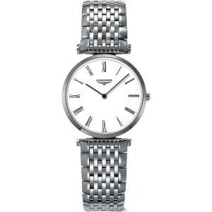 ロンジン longines レディース 腕時計 l45124116 la grande classique watch Steel|fermart3-store