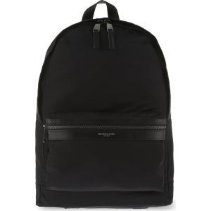 マイケル コース michael kors メンズ バックパック・リュック バッグ kent nylon backpack Black|fermart3-store