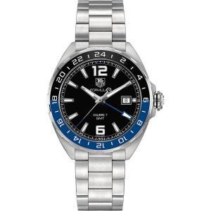 タグ ホイヤー メンズ 腕時計 waz211a.ba0875 formula 1 stainless steel watch Black|fermart3-store
