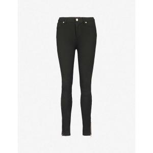 テッドベーカー TED BAKER レディース ボトムス ジーンズ Fioni skinny mid-rise jeans Black fermart3-store