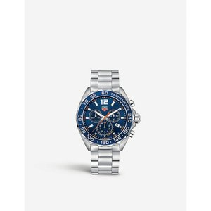 タグ ホイヤー tag heuer メンズ アクセサリー 腕時計 caz1014ba0842 formula 1 stainless steel watch Blue|fermart3-store