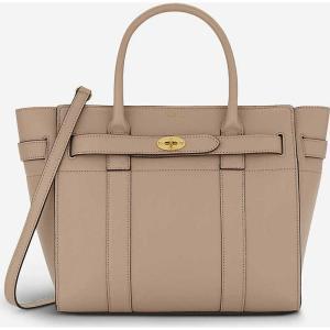 マルベリー レディース ハンドバッグ バッグ bayswater small leather bag Rosewater|fermart3-store