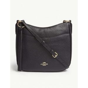 コーチ COACH レディース ショルダーバッグ バッグ Chaise leather cross-body bag Gd/black fermart3-store