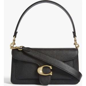コーチ COACH レディース ショルダーバッグ バッグ Tabby leather shoulder bag B/black fermart3-store