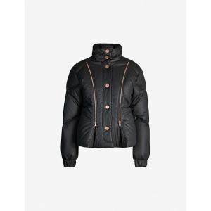 クロエ SEE BY CHLOE レディース ダウン・中綿ジャケット アウター Quilted padded-cotton puffer jacket Black fermart3-store