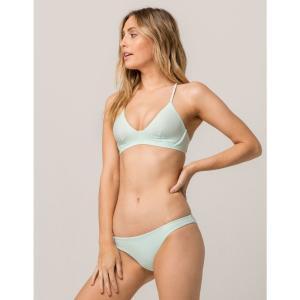 ハーレー HURLEY レディース ボトムのみ 水着・ビーチウェア Quick Dry Surf Periwinkle Hipster Bikini Bottoms PERIWINKLE|fermart3-store