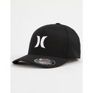 ハーレー HURLEY メンズ キャップ 帽子 One & Only Black & White Hat BLACK|fermart3-store