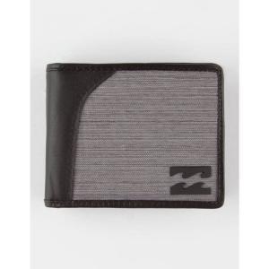 ビラボン BILLABONG メンズ 財布 Dominator Wallet Black|fermart3-store