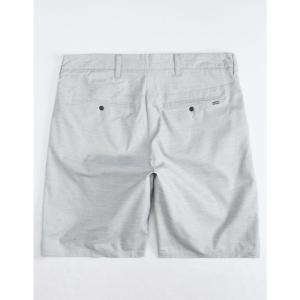 ハーレー HURLEY メンズ ショートパンツ ボトムス・パンツ Dri-FIT Breathe Rust Shorts GREY|fermart3-store
