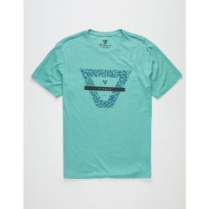 ヴィスラ VISSLA メンズ Tシャツ トップス Duster Jade T-Shirt JADE|fermart3-store