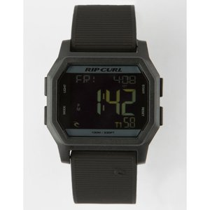 リップカール メンズ 腕時計 Atom Digital Watch BLACK|fermart3-store