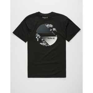 ハーレー メンズ Tシャツ トップス Sidewall T-Shirt BLACK|fermart3-store
