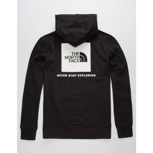 ザ ノースフェイス THE NORTH FACE メンズ パーカー トップス Red Box Forest Hoodie BLACK|fermart3-store