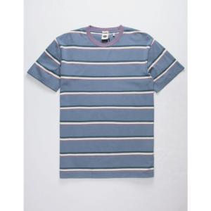 TCSS メンズ Tシャツ トップス Network T-Shirt BLUE|fermart3-store