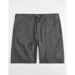 ハーレー メンズ ショートパンツ ボトムス・パンツ Dri-FIT Breathe Black Shorts BLACK|fermart3-store