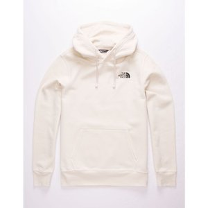 ザ ノースフェイス THE NORTH FACE メンズ パーカー トップス Red Box Forest Hoodie VINTAGE WHITE/BLACK|fermart3-store