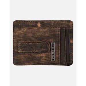 ボルコム VOLCOM メンズ 財布 Tractor Wallet Black|fermart3-store