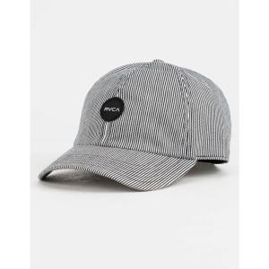 ルーカ RVCA レディース キャップ 帽子 Holla Dad Hat BLK/WHT|fermart3-store