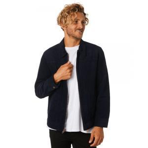TCSS The critical slide society メンズ ジャケット アウター Flint Jacket Hazy blue|fermart3-store