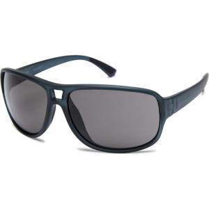 ボルコム Volcom メンズ メガネ・サングラス stoke sunglasses Matte smoke|fermart3-store