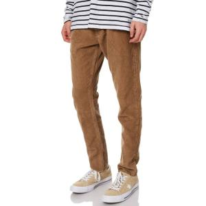 TCSS メンズ ボトムス・パンツ Mr Lazy Cord Pant Camel|fermart3-store