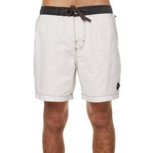 TCSS メンズ ショートパンツ ボトムス・パンツ Plain Jane Beach Short Blanc|fermart3-store