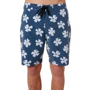 バンクス Banks メンズ 海パン 水着・ビーチウェア Dandy Boardshort Insignia blue|fermart3-store