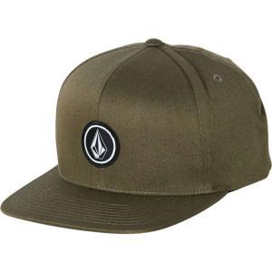 ボルコム Volcom メンズ キャップ 帽子 Quarter Twill Hat Military|fermart3-store