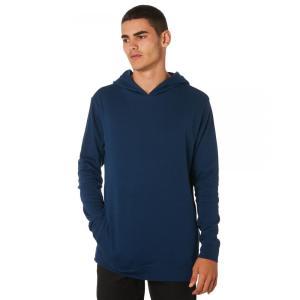 バンクス Banks メンズ パーカー トップス Finesse Hoodie Insignia blue|fermart3-store