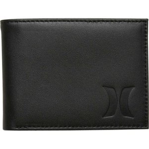 ハーレー メンズ 財布 Leather 4 Wallet Black|fermart3-store