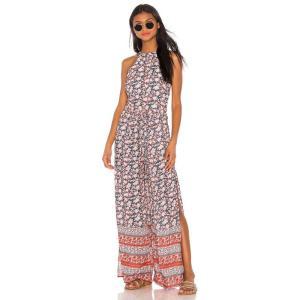 マージ Maaji レディース オールインワン ワンピース・ドレス Open Back Jumpsuit Bimini Island|fermart3-store