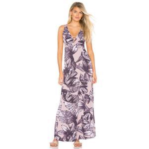 マージ Maaji レディース ワンピース ワンピース・ドレス Strap Back Maxi Dress Beach Bound|fermart3-store