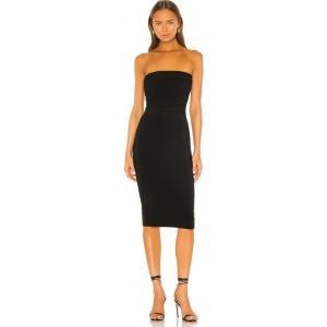 ノーマ カマリ Norma Kamali レディース ワンピース ワンピース・ドレス Strapless Dress Black|fermart3-store