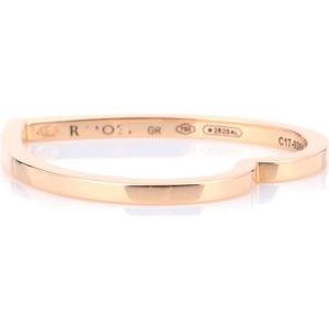 レポシ レディース 指輪・リング ジュエリー・アクセサリー Antifer Heart 18kt rose gold ring|fermart3-store