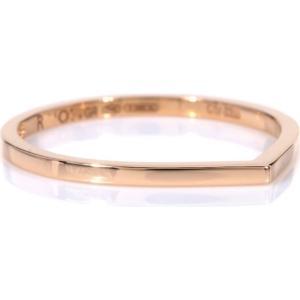 レポシ Repossi レディース 指輪 アクセサリー Antifer 18kt rose gold ring|fermart3-store