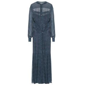 イザベル マラン レディース ワンピース ワンピース・ドレス Javene printed dress Green|fermart3-store